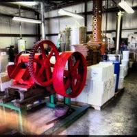 Photo taken at Railean Rum Distillery by Pin L. on 9/19/2013