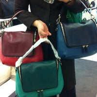 Photo taken at Anya Hindmarch by Tisherney on 5/11/2013