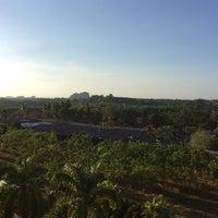 Photo taken at Wattana Park Hotel by Monkieiei on 3/26/2014