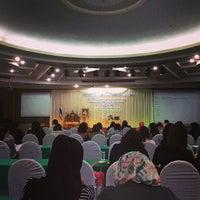 Photo taken at Wattana Park Hotel by Monkieiei on 3/27/2014