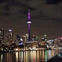 Photo taken at Billy Bishop Toronto City Airport Ferry by Richard Z. on 10/1/2012