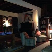 Photo taken at Pousada Casa Bonita by Marcelo R. on 9/2/2014