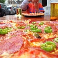 Photo taken at Pizzeria Lana by b_highdi on 5/2/2014