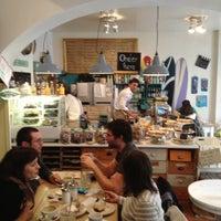 11/4/2012にb_highdiがPure Living Bakeryで撮った写真