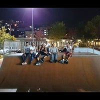 Das Foto wurde bei Alibeyköy Skatepark von Salih Y. am 8/25/2014 aufgenommen