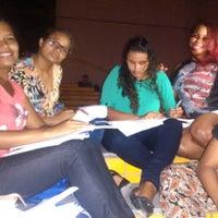 Photo taken at Universidade Salgado de Oliveira by Iara N. on 11/27/2015