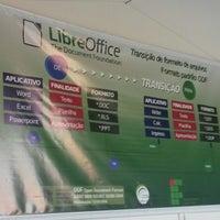 Photo taken at Telecentro by Adorilson B. on 1/31/2014
