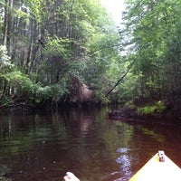 Photo taken at The Pine Barrens by Christana M. on 6/8/2014