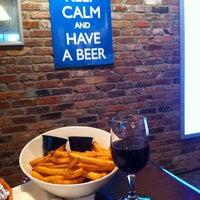 Photo taken at Professor Mugs Pub @ BCIT by Amélie B. 🎀 on 12/13/2013