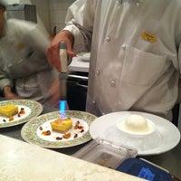 Photo taken at ChikaLicious Dessert Bar by Brian N. on 10/22/2012