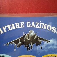 Photo taken at Teyyare Gazinosu by Yns C. on 1/5/2014