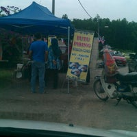 Photo taken at Putu Piring, Jasin by Mohd E. on 10/13/2012
