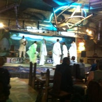 Photo taken at Yod Abyssinia Cultural Restaurant by zizoo on 1/21/2013