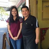 Photo taken at Mutiara Malaysian Restaurant by meera m. on 3/29/2014