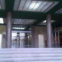 Photo taken at Biblioteca Nacional de Portugal by Emanuel V. on 1/8/2013