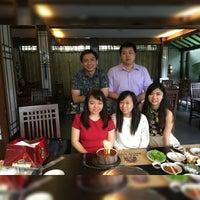 Photo taken at Korean House by Michelle W. on 6/1/2015