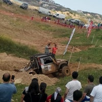 Photo taken at Riva Off-Road Parkur Alanı by Aykut A. on 5/18/2014