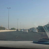 Photo taken at خط الشاليهات by Fahad A. on 9/29/2013