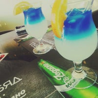 """Photo taken at Коктейл бар """"Рай"""" (Ray) by Ljupka S. on 5/21/2014"""