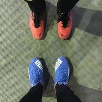 Photo taken at JPS Futsal Ampang by Idris's G. on 9/29/2016