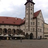 Photo taken at Gasthaus Im Landhaushof by Wolfgang H. on 7/7/2013