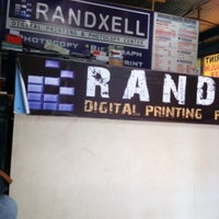 Photo taken at Randxell Digital Printing by Armie ❤. on 4/8/2016