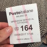 Photo taken at Poste Italiane by Priscilla R. on 8/3/2017