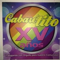Foto tomada en Cabarétito Fusion por Antonio J. el 6/9/2014