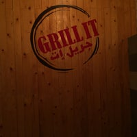 Photo taken at Grill It by Majed on 11/7/2017