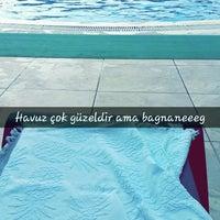 Photo taken at Paşaköy Yüzme Havuzu by Etka Ç. on 8/24/2016