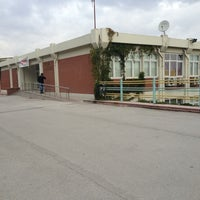 Photo taken at Eğitim Fakültesi by Bahar E. on 9/4/2013
