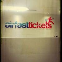 Photo taken at Airfasttickets by Serlock H. on 3/11/2014