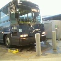 Photo taken at Greyhound Bus Lines by Greyhound D. on 8/20/2012