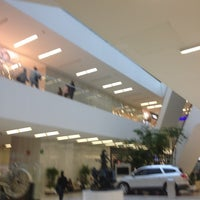 Photo taken at Plaza Carso by Carlos B. on 7/1/2012