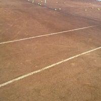 Photo taken at Racket Sports by Gabriel C. on 8/7/2012