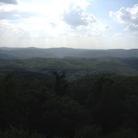 Photo taken at Ozark National Forest Outlook by Alex T. on 7/17/2012