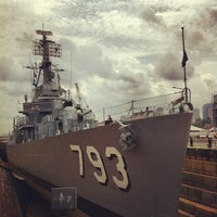 Photo taken at USS Cassin Young by Georgy C. on 8/10/2012