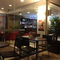Photo taken at Fran's Café by Raquel B. on 9/12/2012