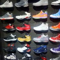 Photo taken at Nike Santa Monica by LT B. on 6/1/2012