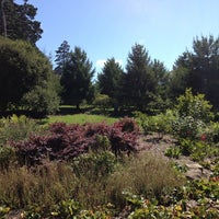 Photo taken at John McLaren Memorial Rhododendron Dell by Will 李. on 8/22/2013