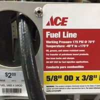 Photo taken at Standard Plumbing Ace Hardware by Will 李. on 5/19/2017