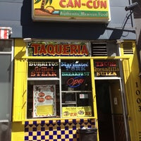 Photo taken at Taqueria Cancun by Will 李. on 6/14/2013