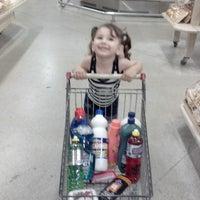 Photo taken at Pierim Supermercados by Edna M. on 9/1/2013