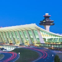 Photo taken at Washington Dulles International Airport (IAD) by Ben O. on 6/13/2013