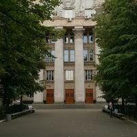Photo taken at КНЕУ / Київський національний економічний університет ім. В. Гетьмана by Alex R. on 8/27/2013