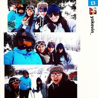 Photo taken at Blue Mountain resort by Thesaly M. on 1/20/2014