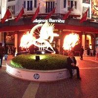Foto tomada en Majestic Barrière Cannes por Ozgur Ozi A. el 5/20/2013