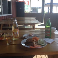 Photo taken at придорожное кафе by Katemooon on 5/24/2014