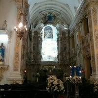 Photo taken at Igreja Santa Cruz dos Militares by Rodrigo F. on 5/16/2015