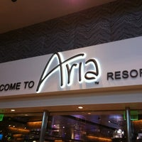Photo taken at ARIA Resort & Casino by Chuck W. on 5/26/2013